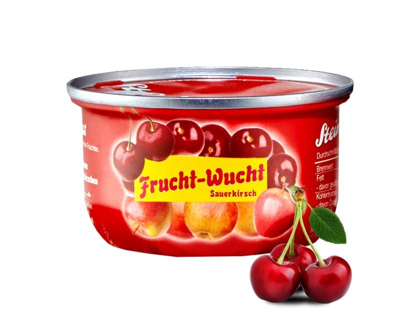 Frucht-Wucht Sauerkirsche ungesüßt110g