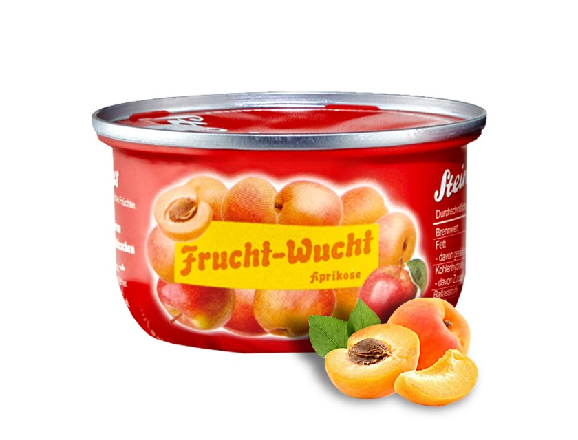 Frucht-Wucht Aprikose ungesüßt 110g
