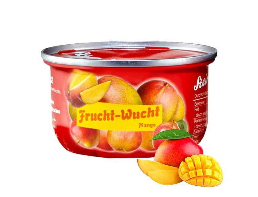 Frucht-Wucht Mango ungesüßt 110g