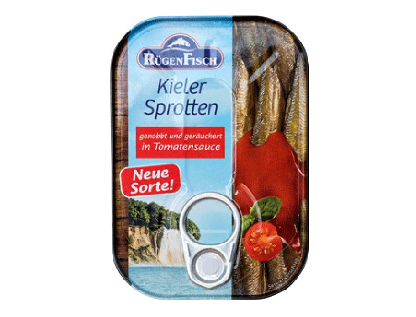 Kieler Sprotten in Tomatensauce 110g