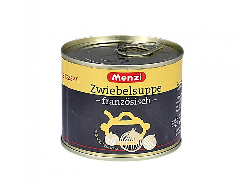 Menzi Französische Zwiebelsuppe 200ml