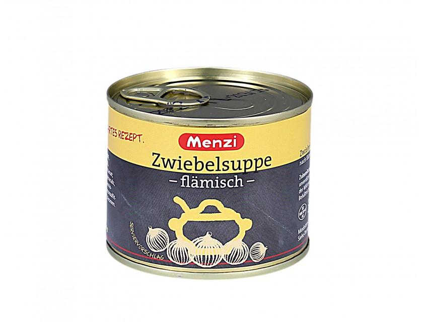 Menzi Flämische Zwiebelsuppe 200ml