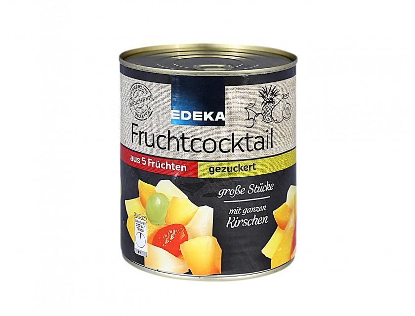 EDEKA Fruchtcocktail 820g
