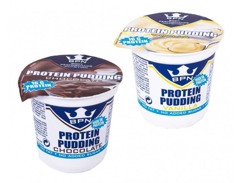 BPN Protein Pudding Vanille 4x 150g