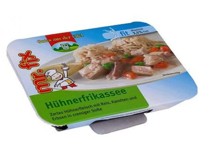 12x Mikrowellengericht Hühnerfrikassee 350g
