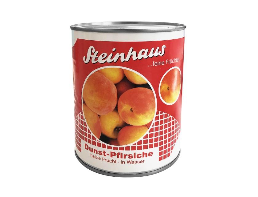 Pfirsiche o. Zucker Steinhaus 850 ml