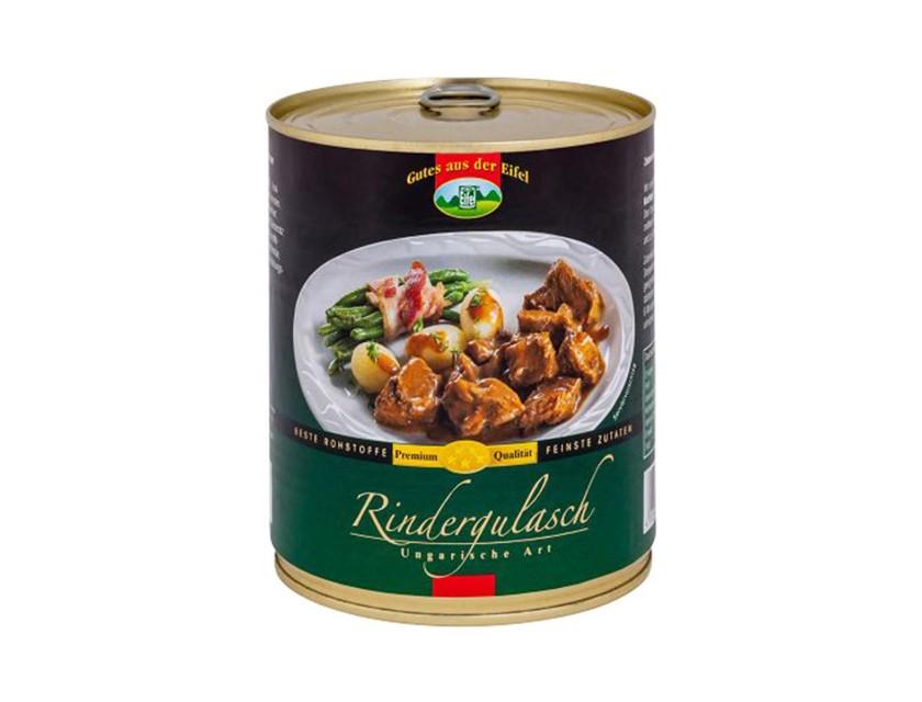 Rinder-Gulasch, Premium 800g