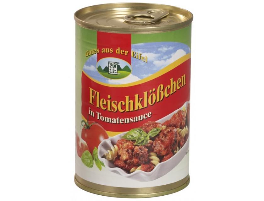 400g Fleischklößchen in Tomatensauce
