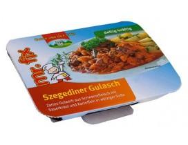 Mikrowellengericht Szegediner Gulasch 350g