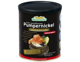 500g Pumpernickel von Mestemacher