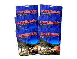 6x 125g Travellunch Desserts
