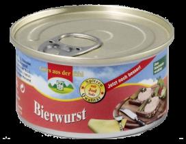 12x125g Bierwurst
