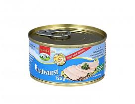 125g Bratwurst