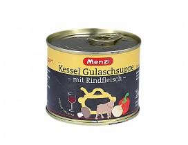Menzi Kessel Gulaschsuppe 200ml