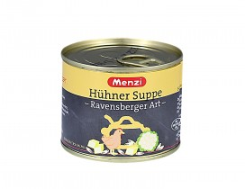 Menzi Ravensberger Hühner Suppe 200ml