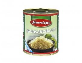 Mamminger Sauerkraut 810g