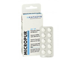 Micropur Classic 40 Tabletten