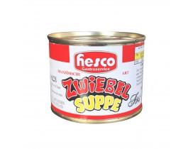 Hesco Zwiebelsuppe Französische Art 200ml