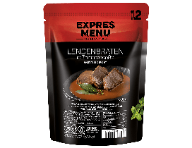 Lendenbraten in Tomatensauce 600g