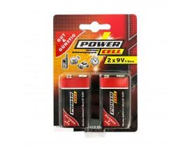 Alkaline 9V Block Batterien