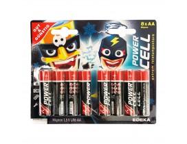 Alkaline Mignon AA (LR6) Batterien