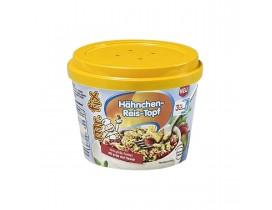 380g Hähnchen-Reis-Topf Mikrowellenbecher