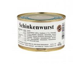 12x 400g Schinkenwurst