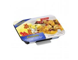 Mikrowellengericht: Köttbullar mit Kartoffeln 350g