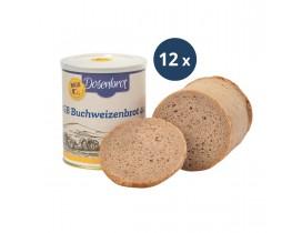 12x Buchweizenbrot 440g