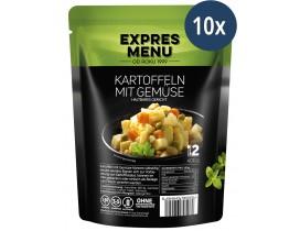 10x Kartoffeln mit Gemüse 500g