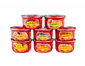 Frucht-Wucht Sparset ungesüßt 24x 110g