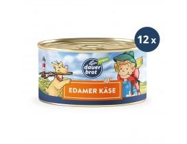 12x Edamer Käse 200g dauerbrot