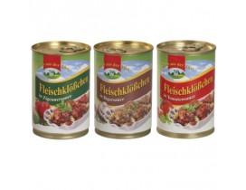 Set: 3er Fleischklößchen, 1,2 kg, 3 Sorten