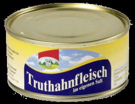 300g Truthahnfleisch