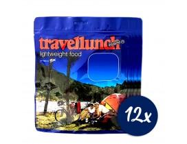 12x 125g Travellunch Pikanter Mix