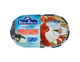 Heringsfilets in Tomaten-Mozzarella-Creme 200g