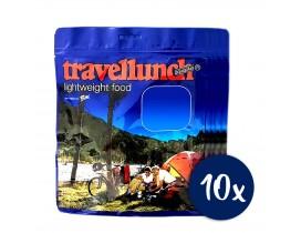 10x Travellunch Volleipulver Travellunch