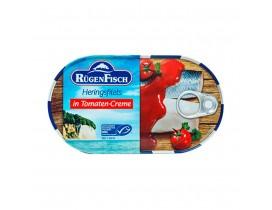 5x Heringsfilets in Tomaten-Creme 200g