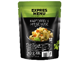 Kartoffeln mit Gemüse 500g