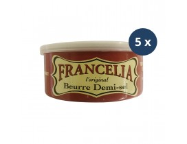 5x Dosenbutter Francelia 250g