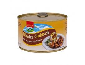 400g Rinder-Gulasch