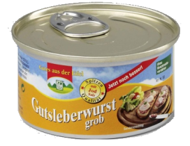 125g Gutsleberwurst