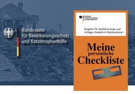 BBK Ratgeber und Checkliste