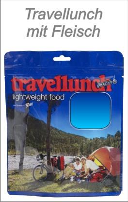 Travellunch Expeditionsnahrung mit fleisch