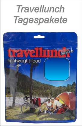 Travellunch Expeditionsnahrung tagespakete